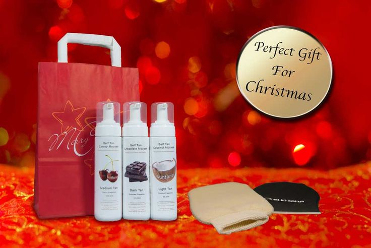 Our feel famous Christmas gift set