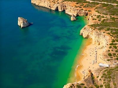 #Beach Praia dos Caneiros, Algarve, Portugal   via http://blog.turismodoalgarve.pt