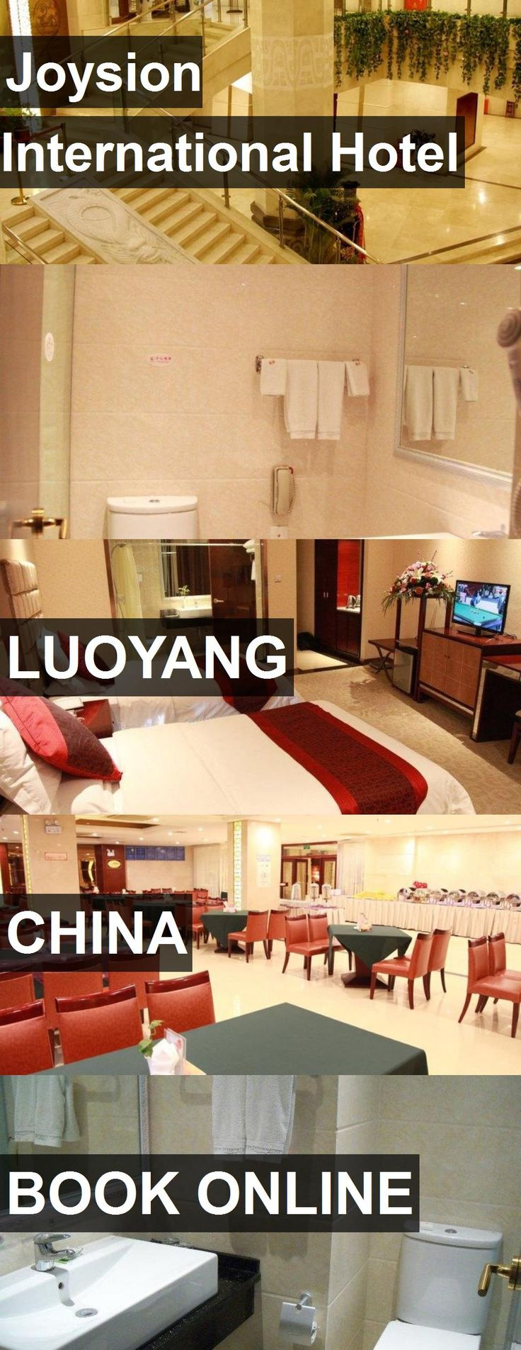 Joysion International Hotel in Luoyang, China. For more information, photos, reviews and best prices please follow the link. #China #Luoyang #travel #vacation #hotel