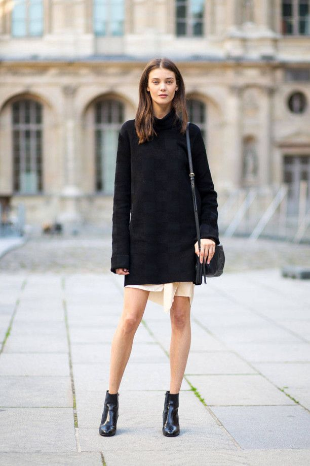 21 Chic Street Style Snaps From Paris