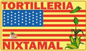 Tortilleria Nixtamal -- Corona, New York -- Awesome Mexican Restaurant.  They make their own tortillas fresh every day!