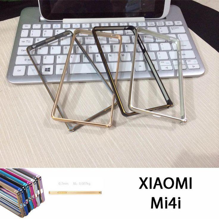 Fashion Alumunium Bumper Xiaomi Mi4i - Rp 110.000 - kitkes.com