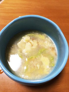 ☆★香味ペーストを使った白だしスープ★☆ by クックCW1J9S ...