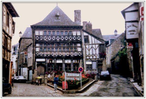 Lamballe, Bretagna, 1992