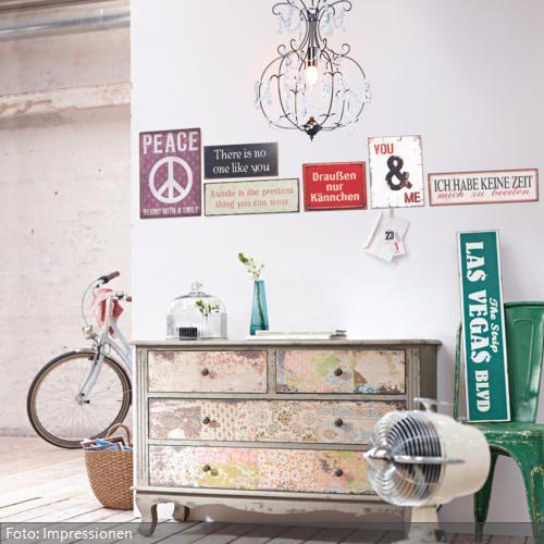 """Über 1000 Ideen zu """"Shabby Chic Stühle auf Pinterest  Stühle"""