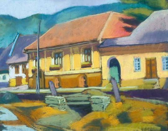 Felsőbányai házsor, 1939: 19. aukció (2005. tavasz) 186.tétel