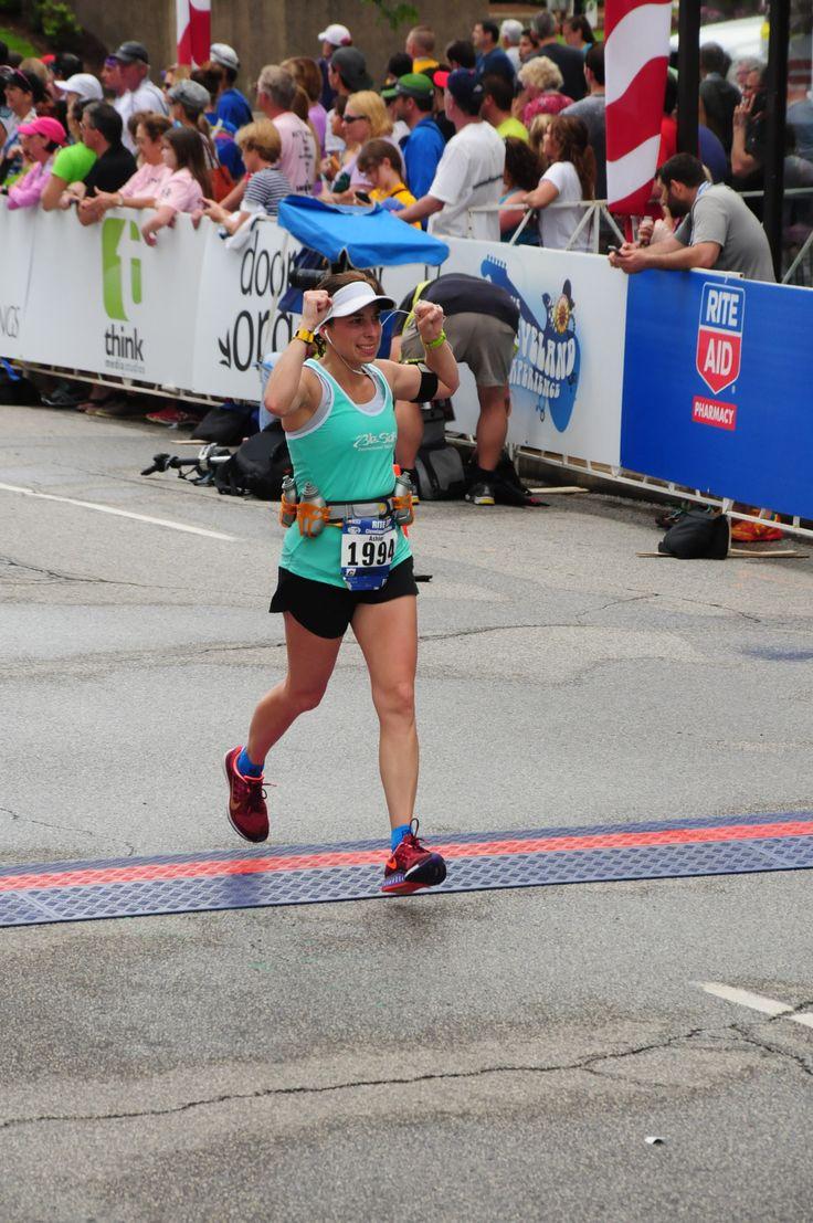 Marathon Training Schedule running 3 days per week