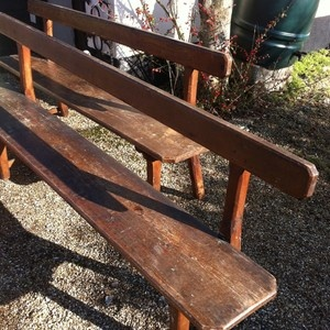 Farmhouse Bench Turquoise Farmhouse Bench Old Bench Rustic 74