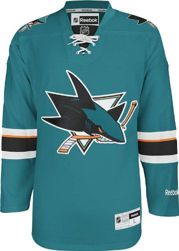 d48a5d83060 Pin by REGGSenterprises LLC on All Star Sports Fan | San jose sharks jersey,  San Jose Sharks, Reebok