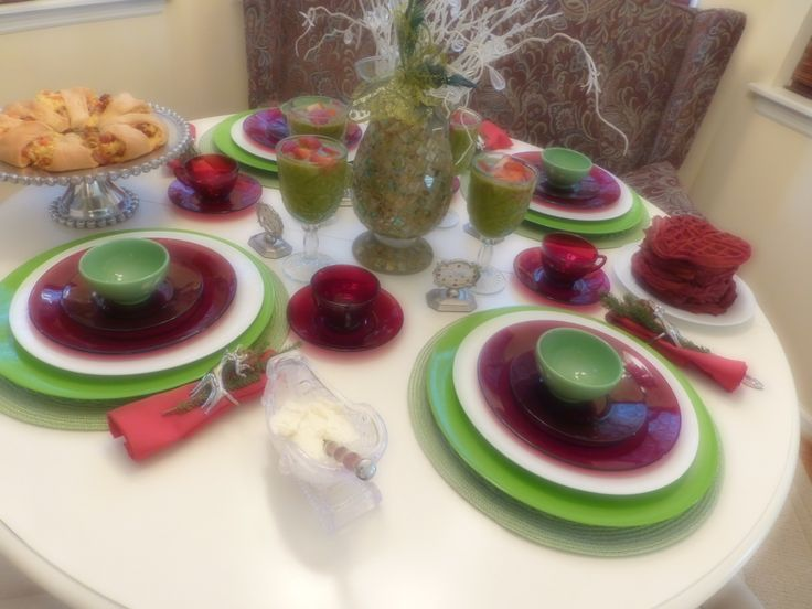 Here is the tablescape for the breakfast I prepared for my family to kick start the holidays.  For more information check out my blog and/or youtube channel.