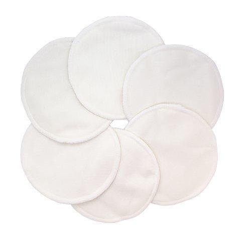 Oferta: 7.95€ Dto: -47%. Comprar Ofertas de Protector Para Lactancia Lavables De Bambú - Paquete de 12 - Naturales barato. ¡Mira las ofertas!