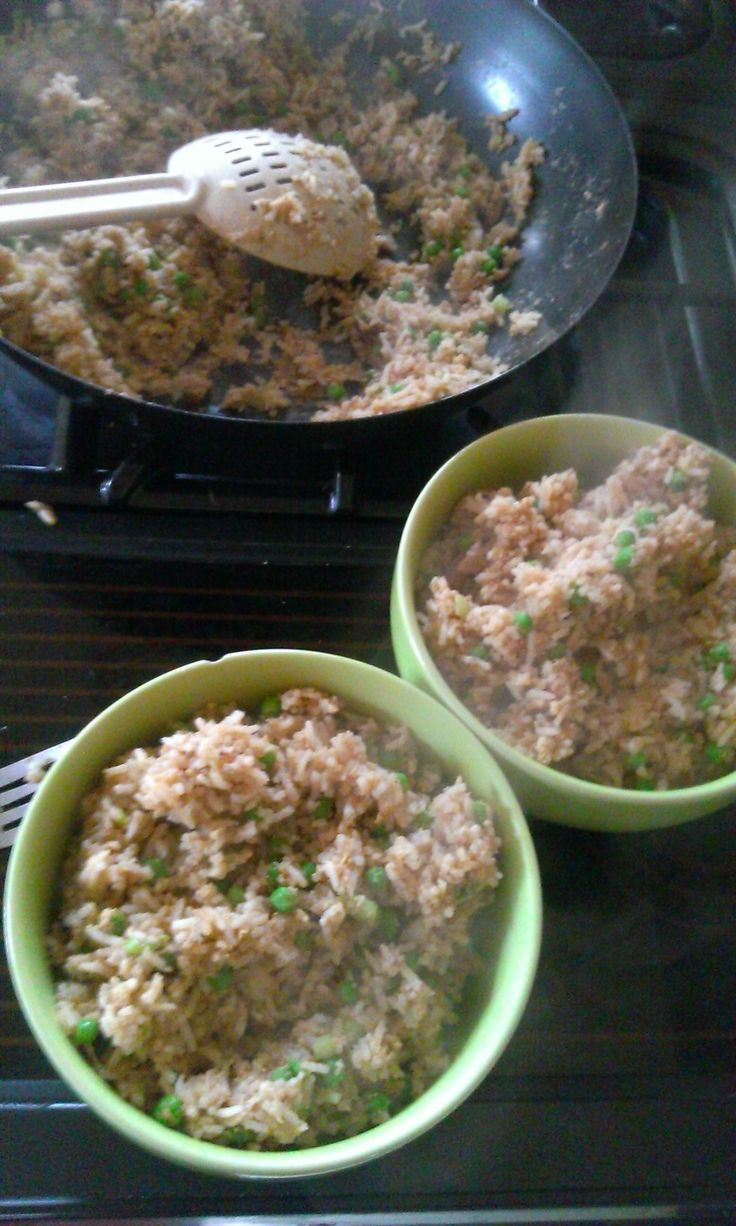 SW Egg Fried Rice...yummmmm