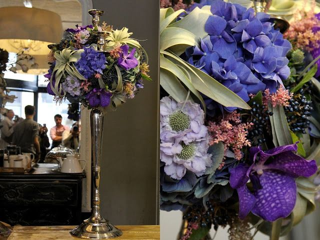 MFH Part 10a: Professional Floristry Course at Jamie Aston