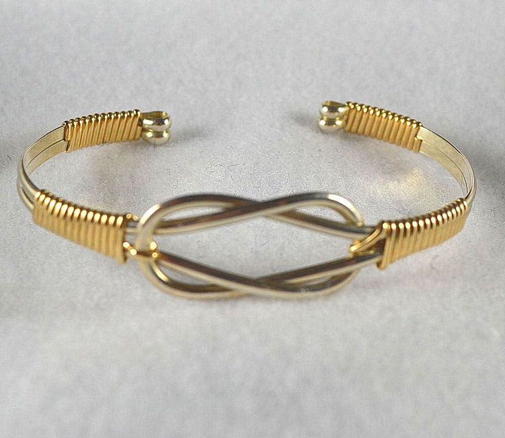 85 best Wire Wrapped Bangles and Bracelets images on Pinterest ...