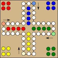 zelfgemaakte bordspellen - Google zoeken