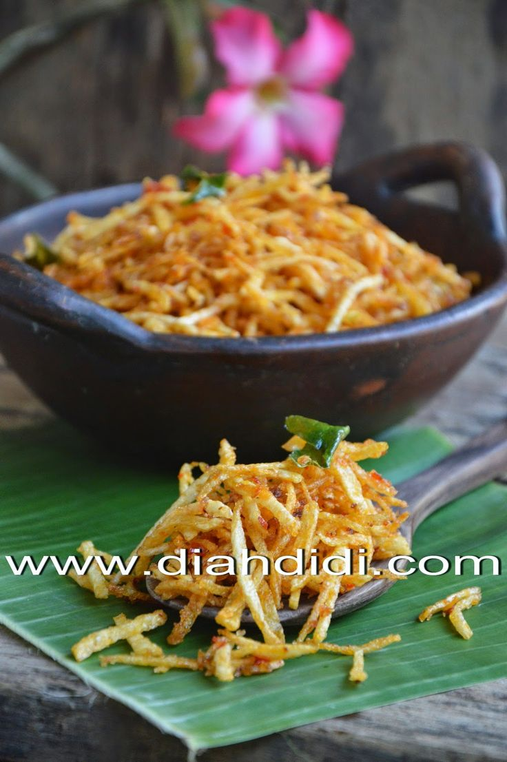 Diah Didi's Kitchen: Kering Kentang Mustofa