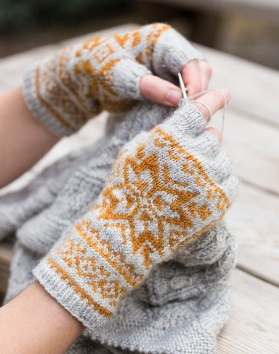 Get a jump on gift knitting with Knitworthy 3!