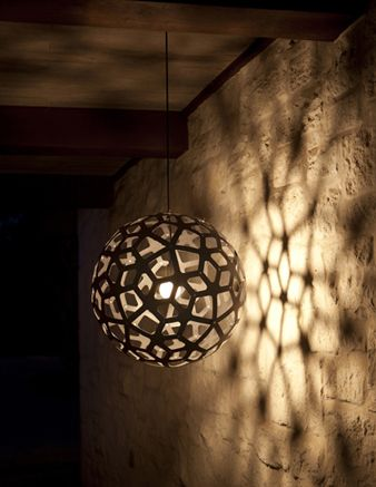 Coral Pendant Lights – Natural – David Trubridge | Design Withdrawals $299