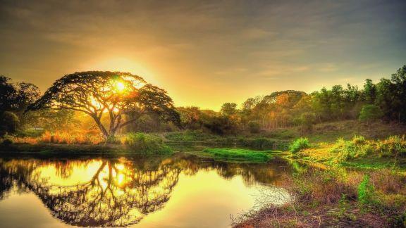 Landscape Hd Backgrounds Wallpaper Alam Alam Yang Indah Pemandangan