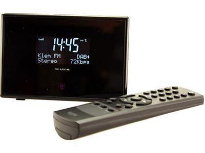 Tiny Audio M6 DAB+/FM adapter