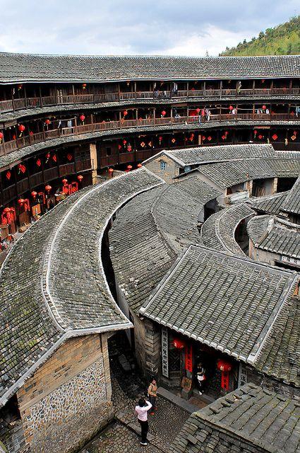 Fujian Tulou, Fujian, China
