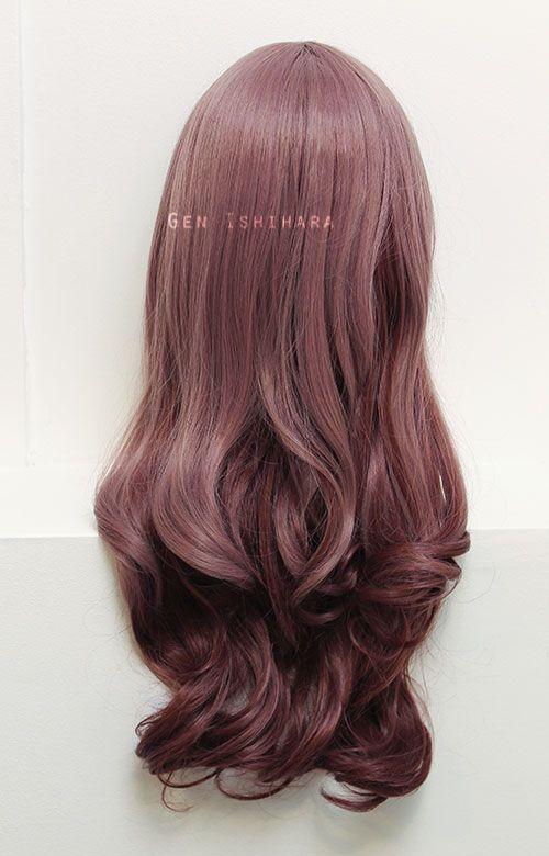 mauve brown hair - Google Search