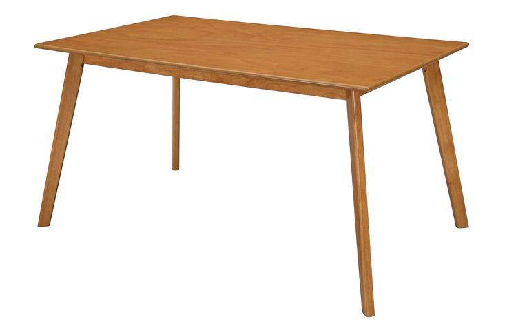 ΔΙΑΦΑΝΟ - Τραπέζι τραπεζαρίας SPARROW 150x90x75εκ.
