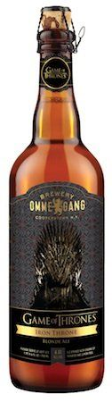 Game of Thrones-Inspired Beer Released - Wine Enthusiast Magazine - April 2013