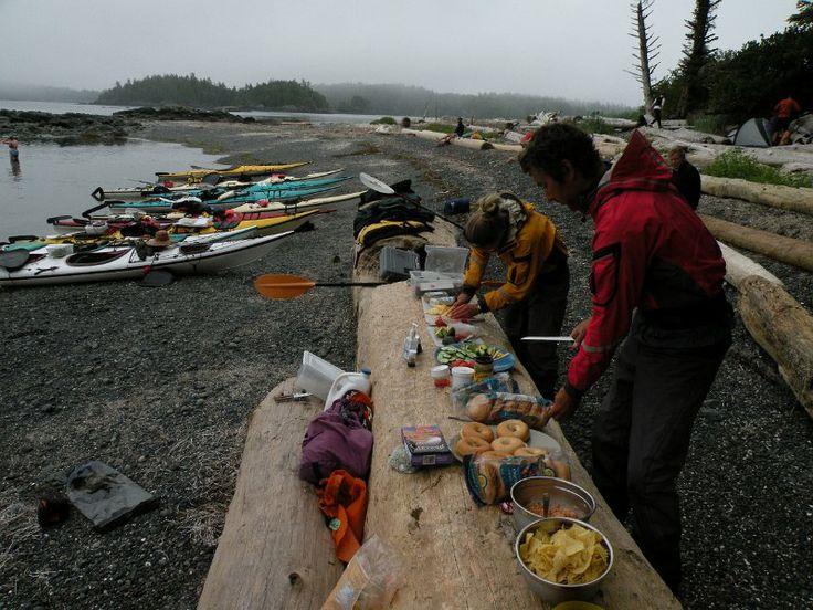 Spirit of the West Kayaking, Nuchatlitz Marine Park