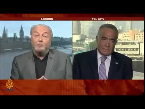 George Galloway Tells Israeli General 'The Gangster Terrorist State of Israel's Days Are Numbered'...