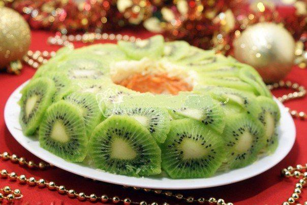 Новогодние рецепты, салаты