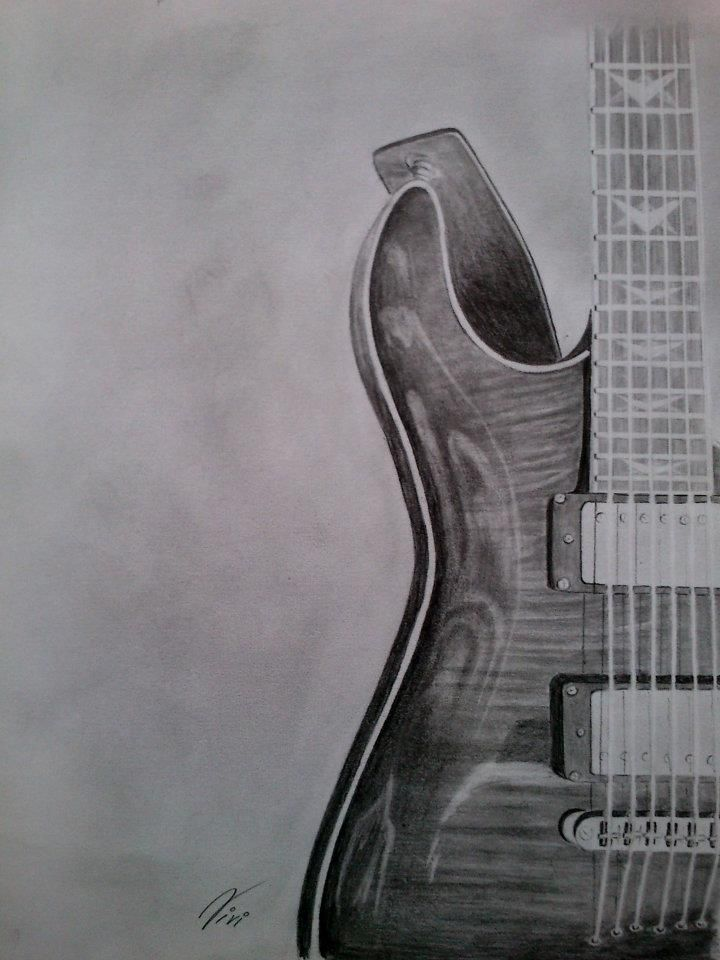 guitar1 by vladena13.deviantart.com on @DeviantArt