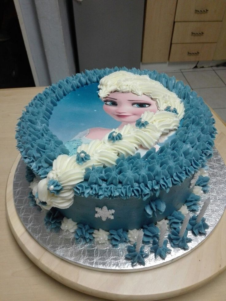 "Elsa ""Frozen"""
