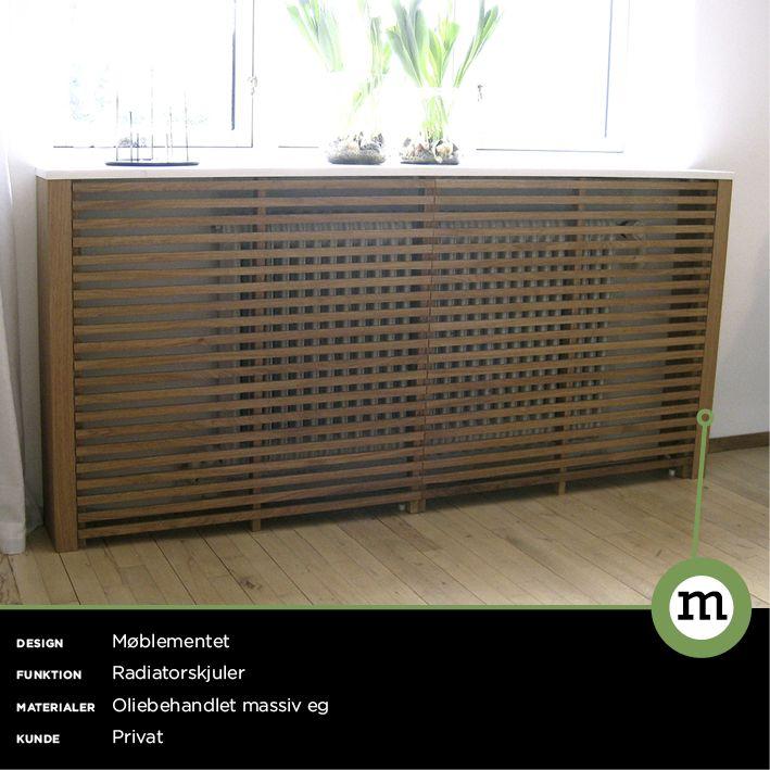 radiator skjuler g r det selv bolig pinterest g r. Black Bedroom Furniture Sets. Home Design Ideas