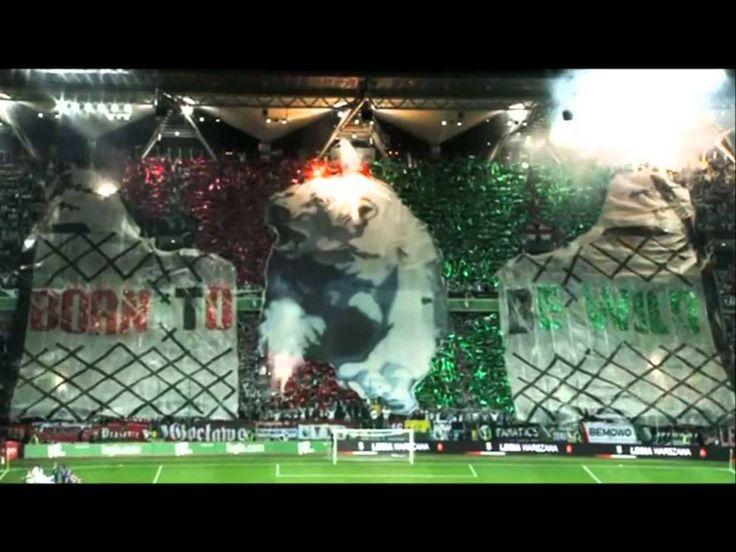 Legia Warsaw Fanatics - Polish Ultras / Against all