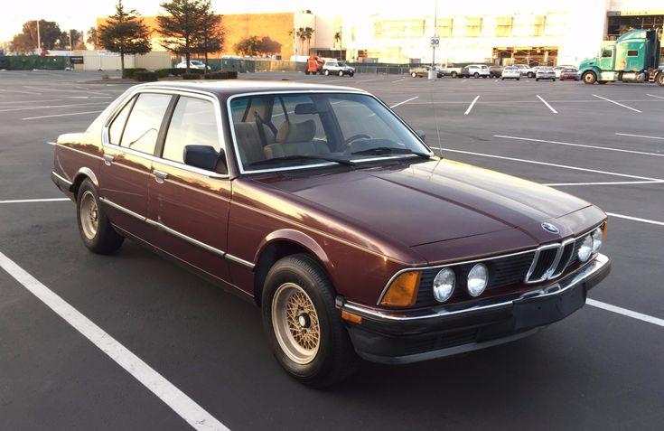 1985 BMW 728i 5-Speed http://bringatrailer.com/listing/1985-bmw-728i/