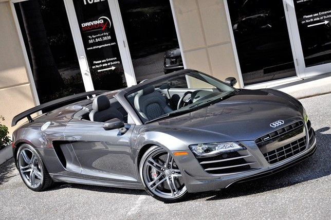 2012 Audi R8 GT | 1721927 | Photo 3 Full Size