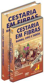 Curso CPT: Curso Cestaria em Fibras Bambu, Cipó, Taboa
