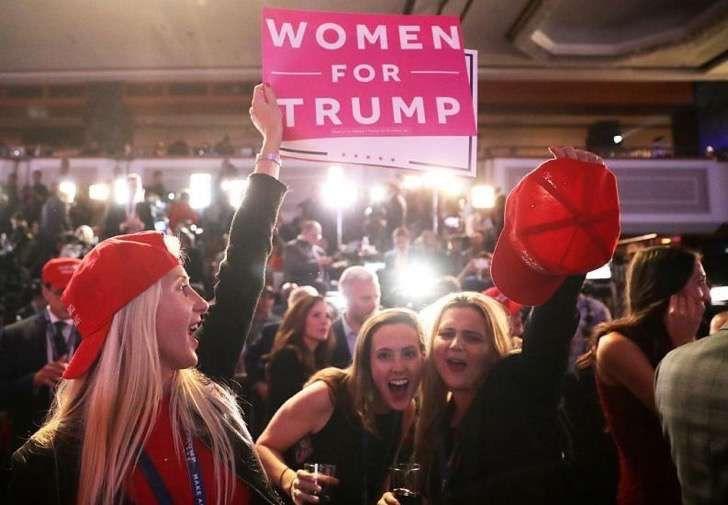 Los 5 cambios más alarmantes que enfrentarán las mujeres en el gobierno de Donald Trump