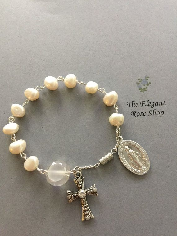 Best 25 Rosary Bracelet Ideas On Pinterest Rosario