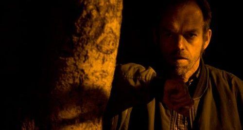 Hugo Weaving as Kev in Last Ride