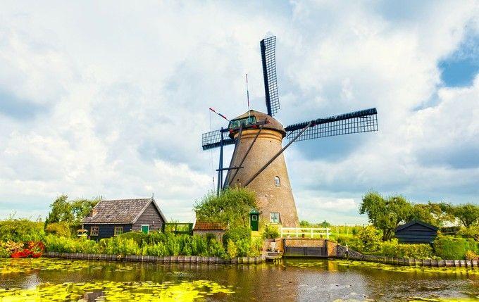 必見!オランダの世界遺産「キンデルダイク」の風車写真が想像以上に素敵 | RETRIP[リトリップ]