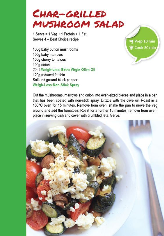 Weigh-Less Don't Panic Holiday Booklet