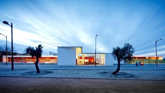 Colegio en Cullar Vega / Gabriel Verd Arquitectos