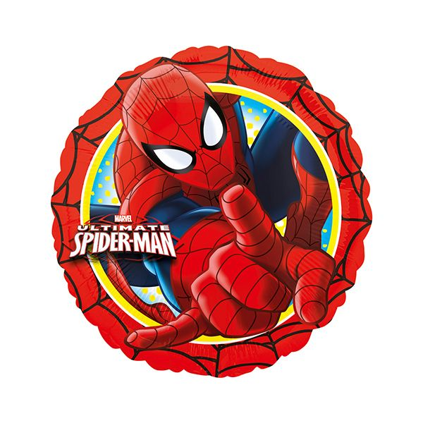 Erkek Doğum Günü Spiderman Temalı Folyo Balon Paket içerisinde Doğum günü partileriniz için birinci kalite, 43 cm ebatlarında 1 adet temalı Spiderman Temalı Folyo Balon bulunmaktadır. Ürünlerimiz Sağlık Bakanlığı ve Tarım Bakanlığı onaylıdır.  Not: Folyo balonlar hasarsız bir şekilde sizlere ulaştırılabilmesi için şişirilmeden gönderilmektedir Folyo balon ürünlerimizde iade veya değişim söz konusu değildir.  Ne zaman teslim alırım  Hafta içi saat 14:00'a kadar verilen siparişler aynı gün…