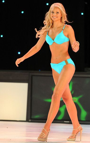 Height to Weight Chart for Pageant Girls