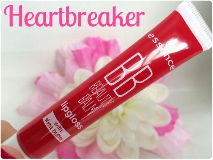 HEARTBREAKER - is a powerful strawberry red