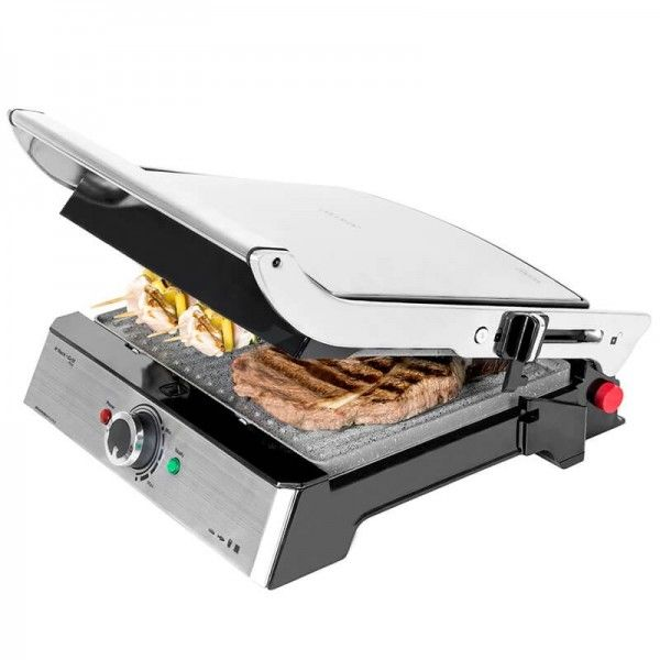 Rock Ngrill Pro Parrilla Electrica Sandwicheras Sandwichera