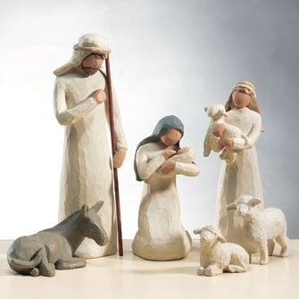 Willow Tree - Nativity Collection - 6 piece nativity $92 - Australian store. International shipping available