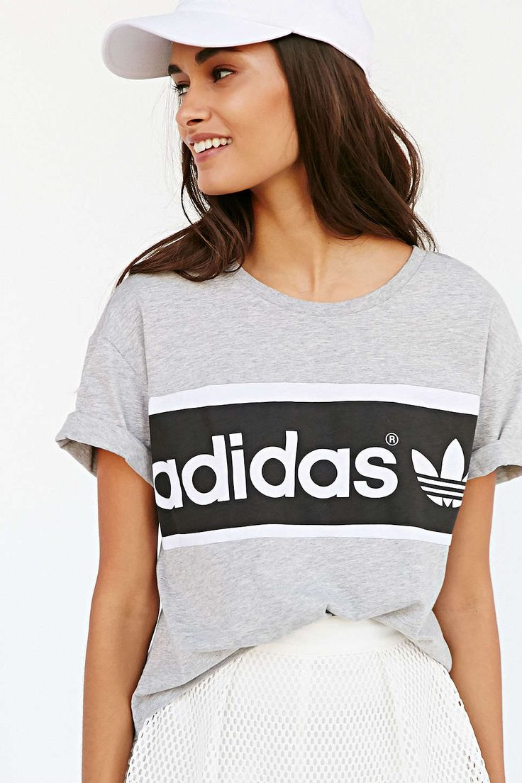 adidas Originals City Tee - Urban Outfitters